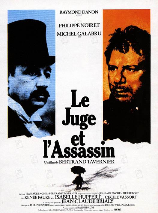 Le Juge et l'Assassin affiche