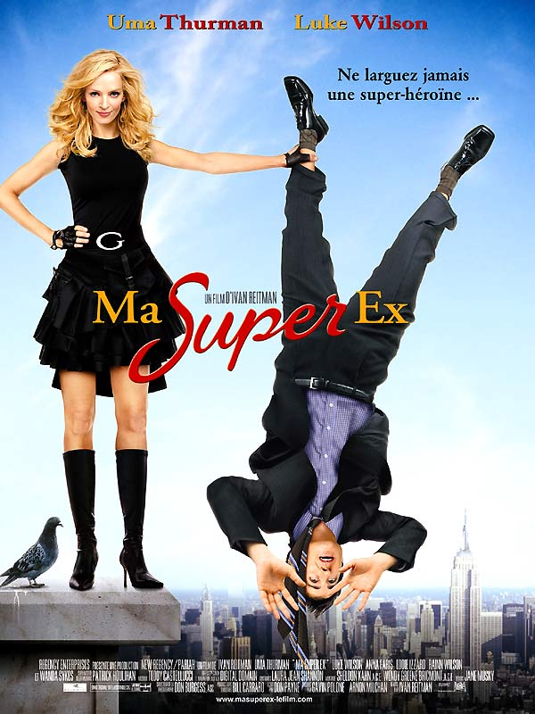 Download Ma super ex FRENCH Poster