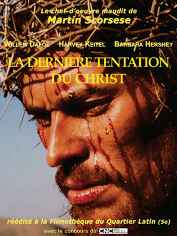 Download La Dernière tentation du Christ FRENCH Poster