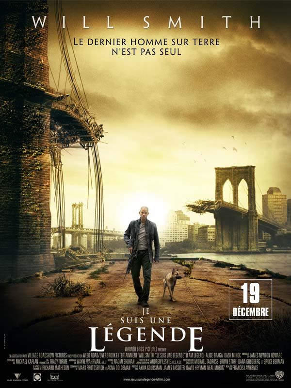 Download Je suis une légende FRENCH Poster