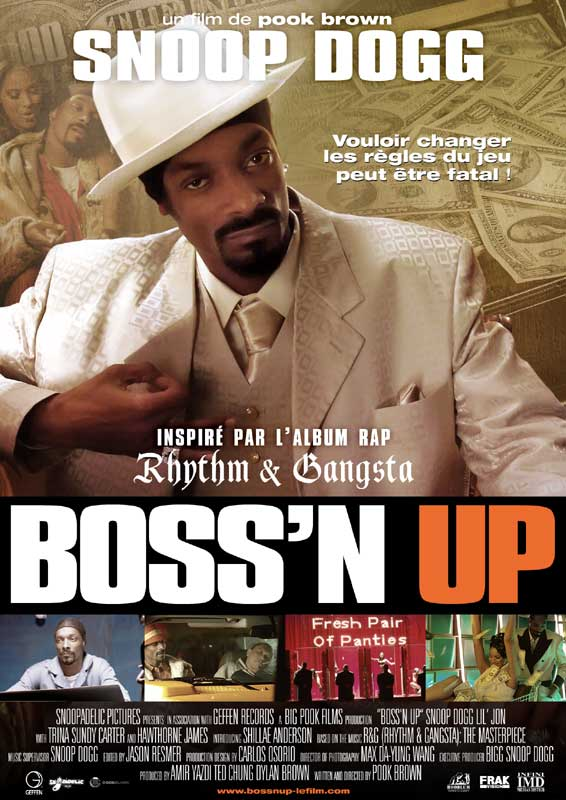 Download Boss'n Up FRENCH Poster