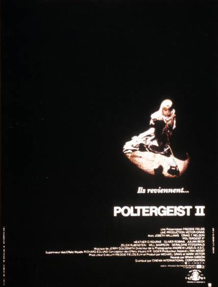 Poltergeist II en streaming