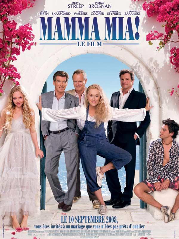 Mamma Mia ! en Streaming