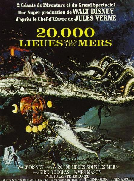 20.000 Lieues Sous Les Mers (1954)