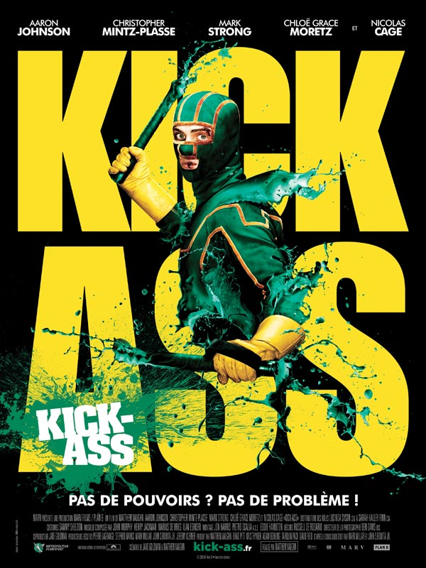 Kick-Ass en streaming uptobox
