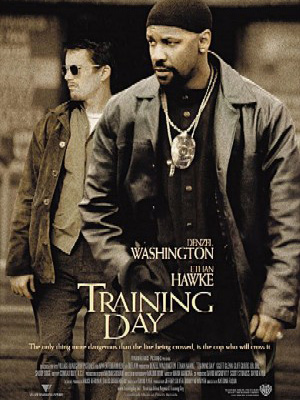 Download Training Day FRENCH Poster
