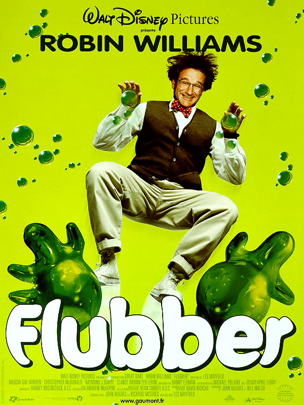 Flubber en Streaming
