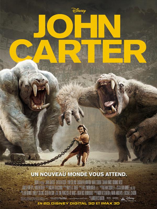 John Carter en streaming uptobox