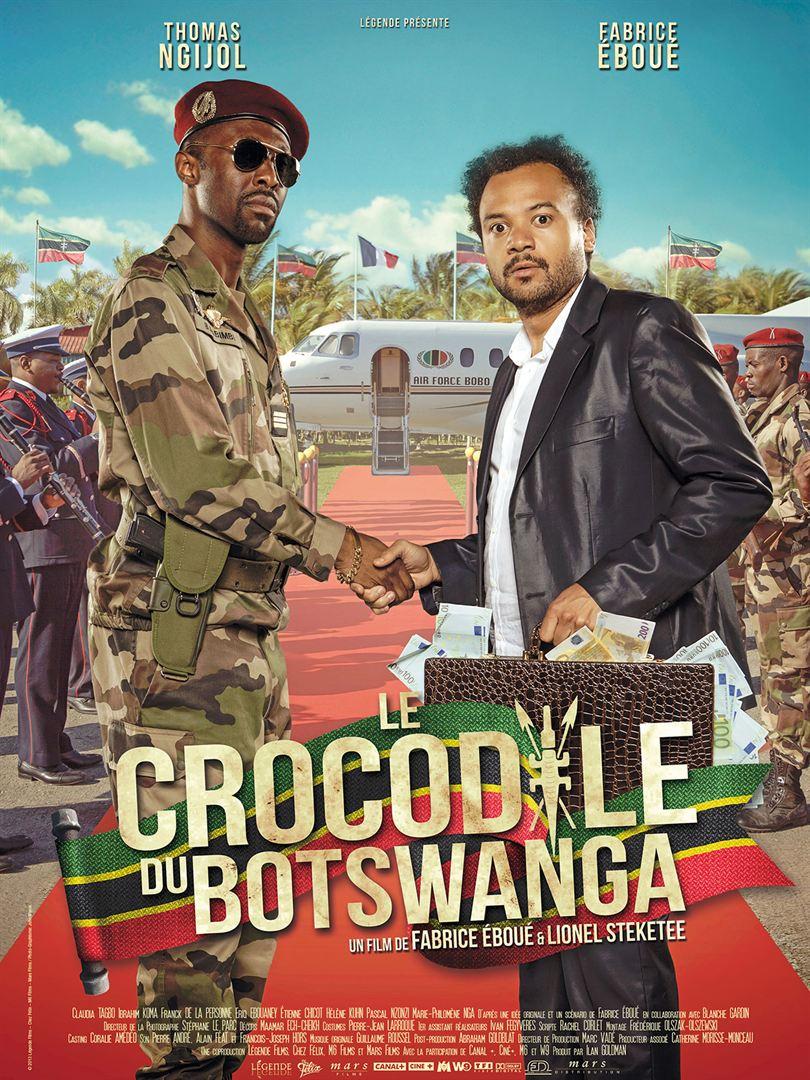 Le Crocodile du Botswanga en Streaming