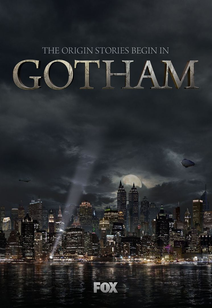 [Séries TV] Gotham, Saisons 1 à 5 409561