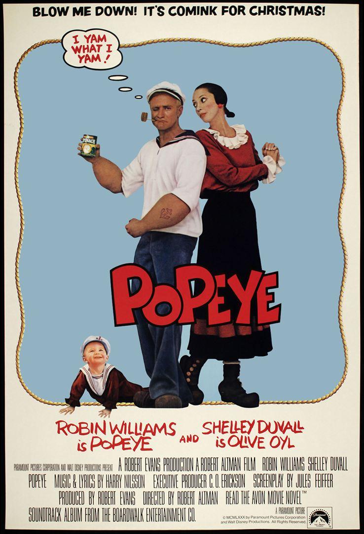 Popeye en streaming
