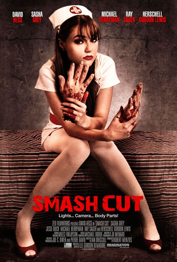 Smash Cut FRENCH movie poster