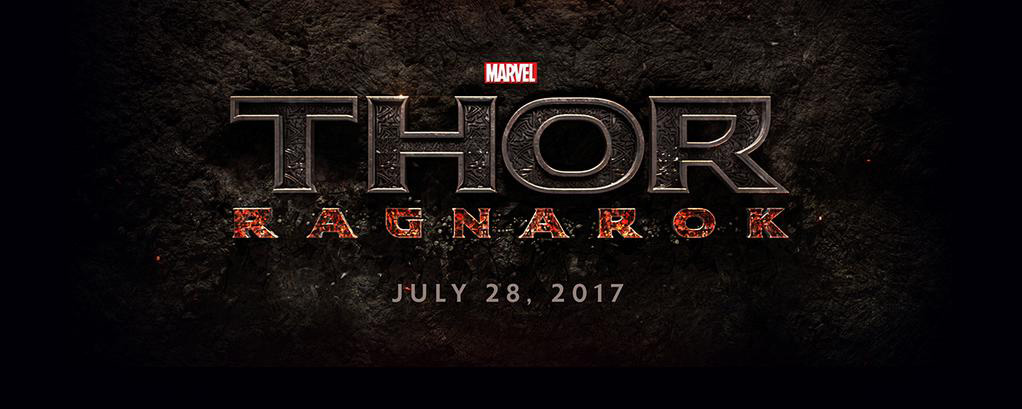 screen Thor Ragnarok