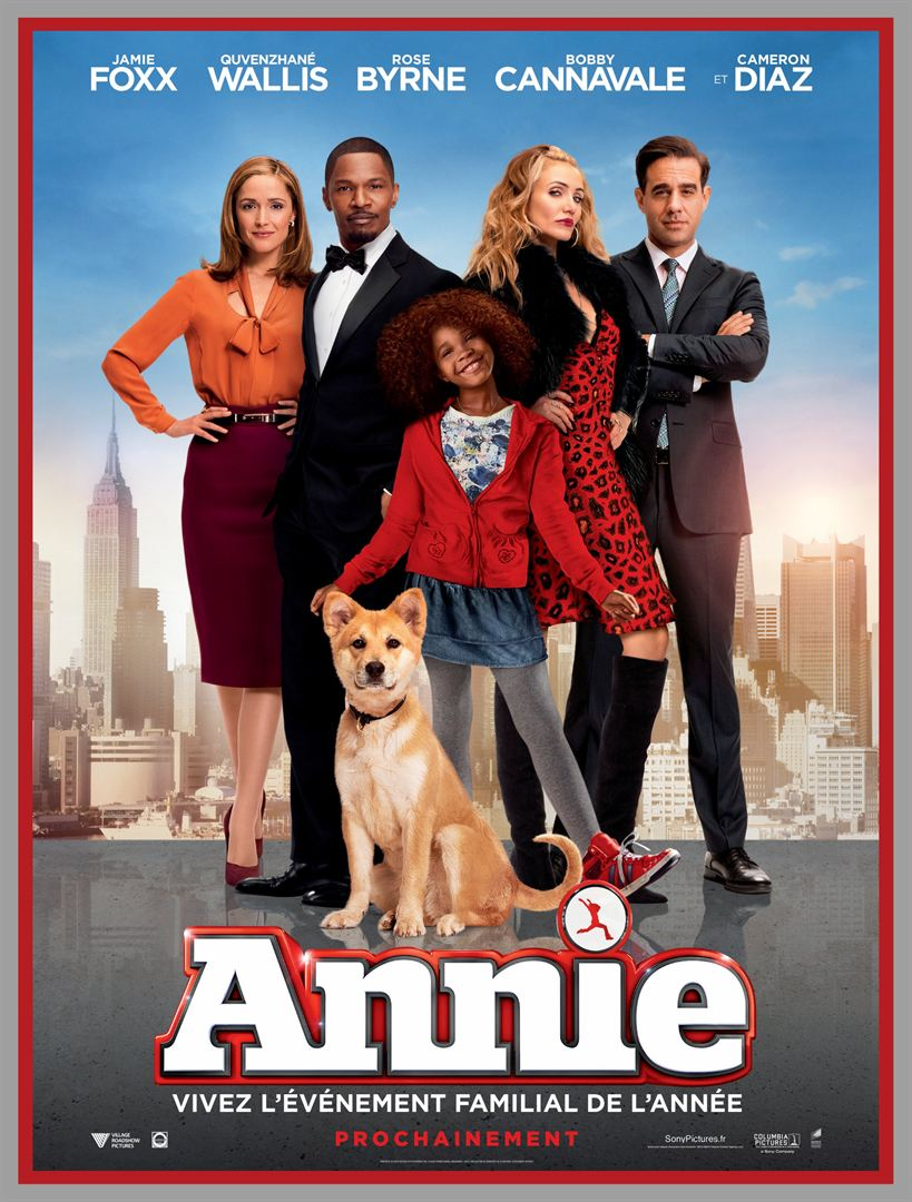 Annie en streaming