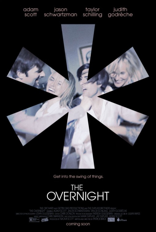 The Overnight en streaming