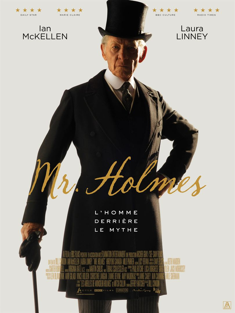 Mr. Holmes en streaming