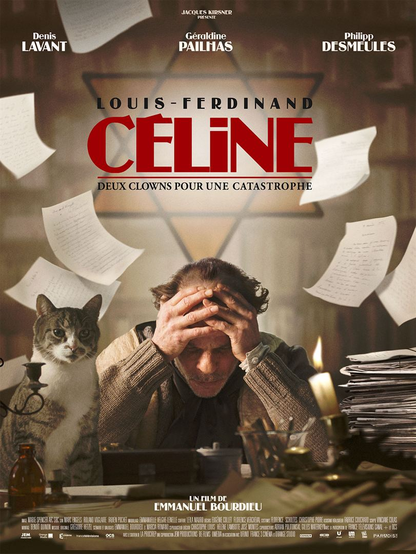 LOUIS-FERDINAND CELINE en streaming uptobox