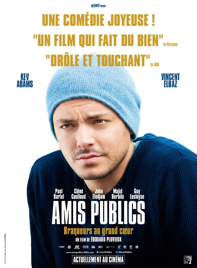 Amis publics FRENCH 1080p BluRay 2016