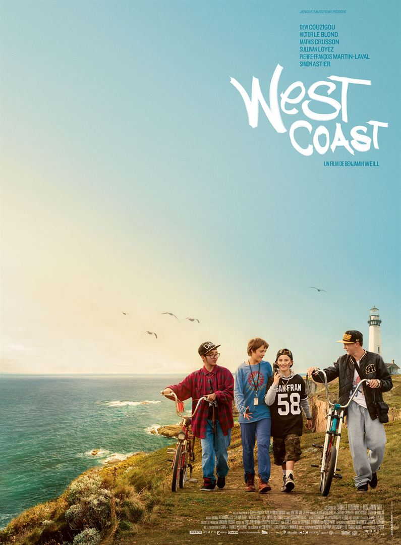 West Coast FRENCH WEBRIP 2016