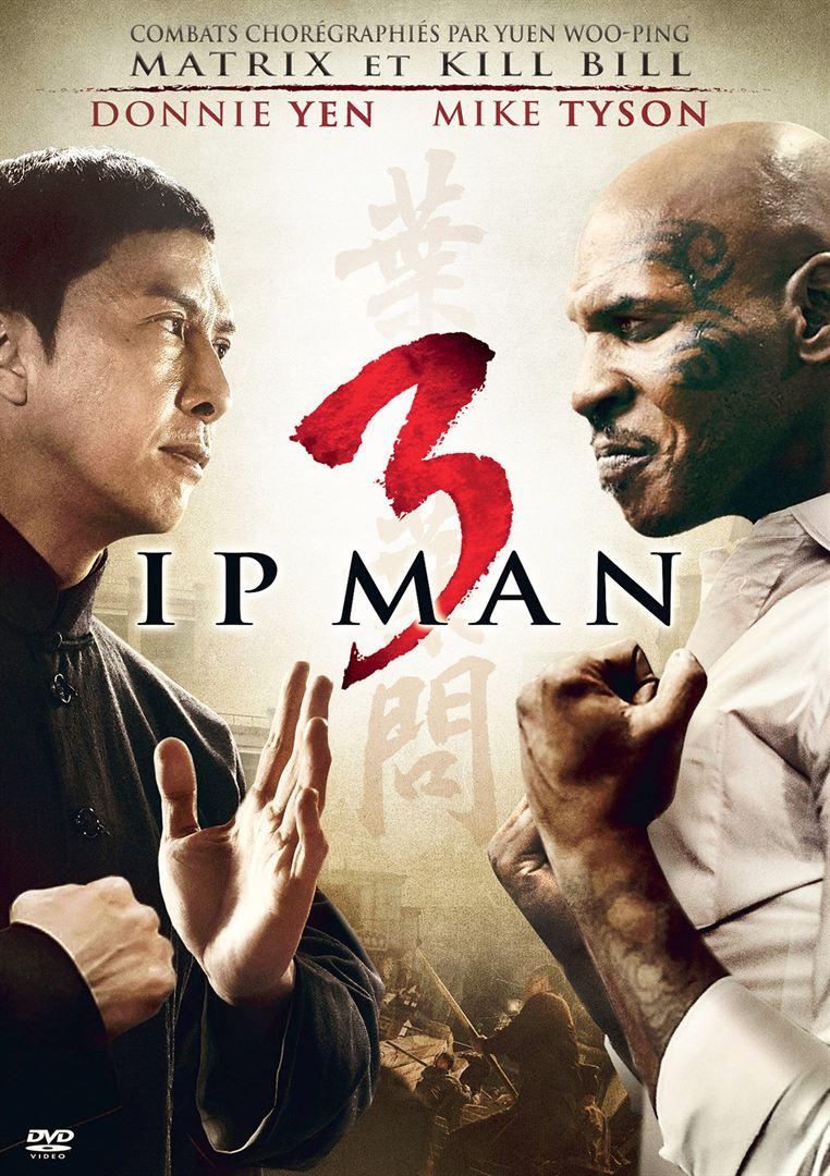 Ip Man 3 en streaming uptobox