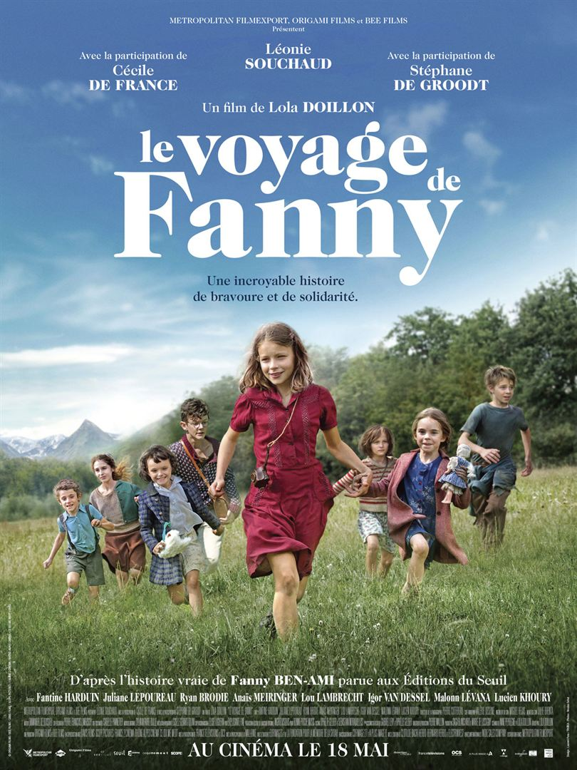 Le Voyage de Fanny en streaming uptobox
