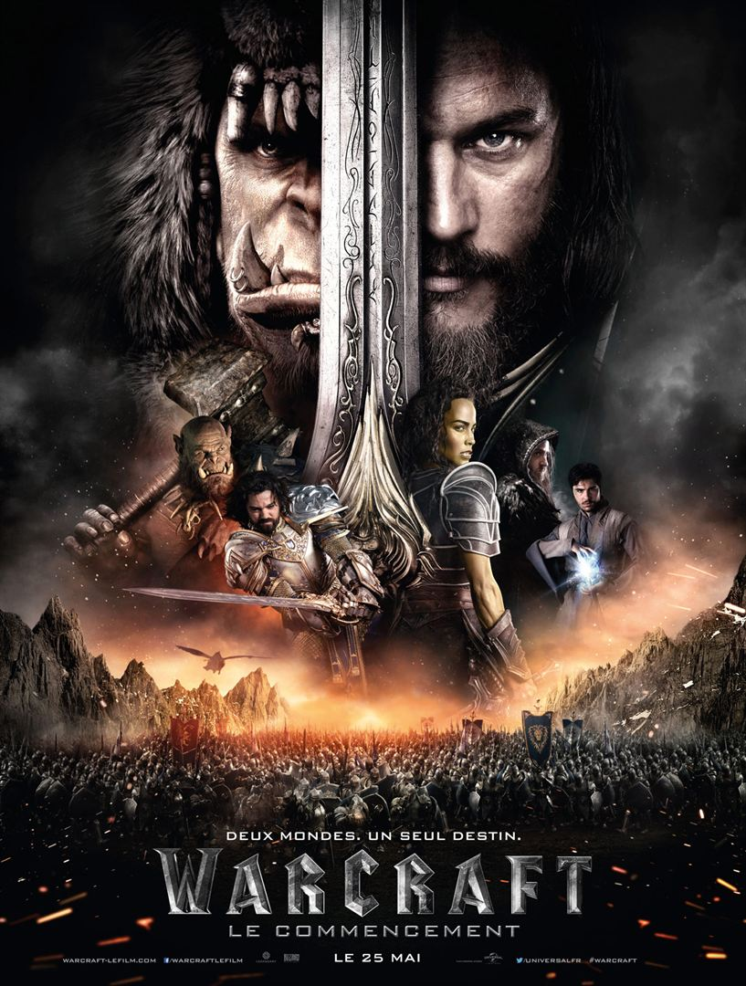 Warcraft : Le commencement TRUEFRENCH 720p BRRIP 2016