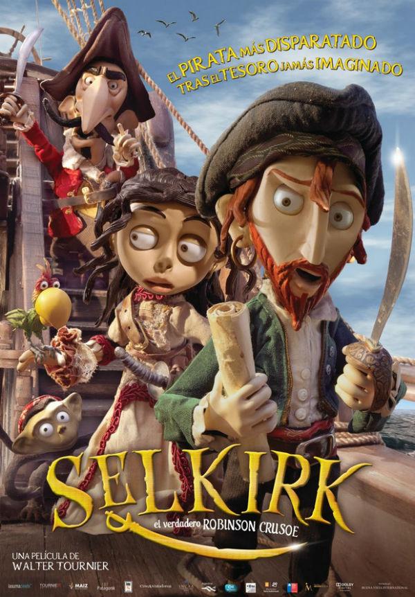 Selkirk, le véritable Robinson Crusoé en streaming