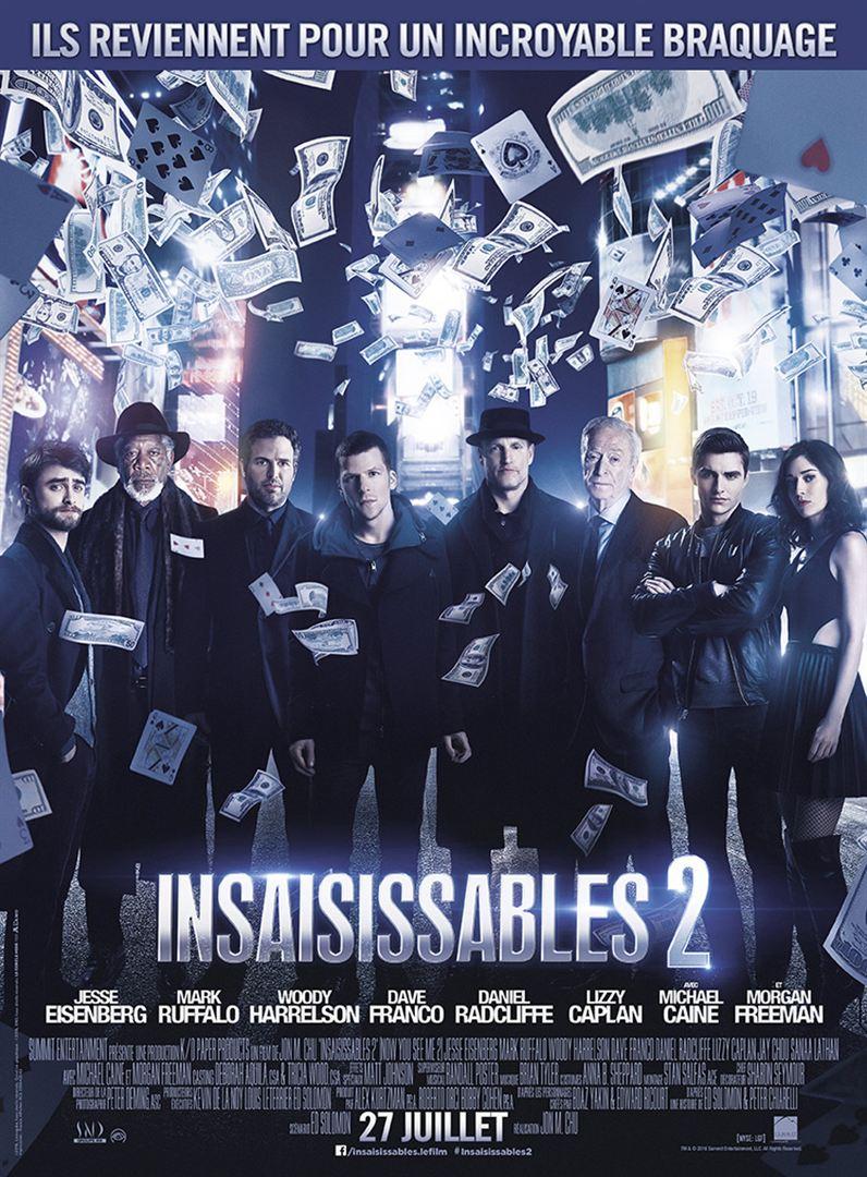 Insaisissables 2 Multilingue 1080p BluRay 2016