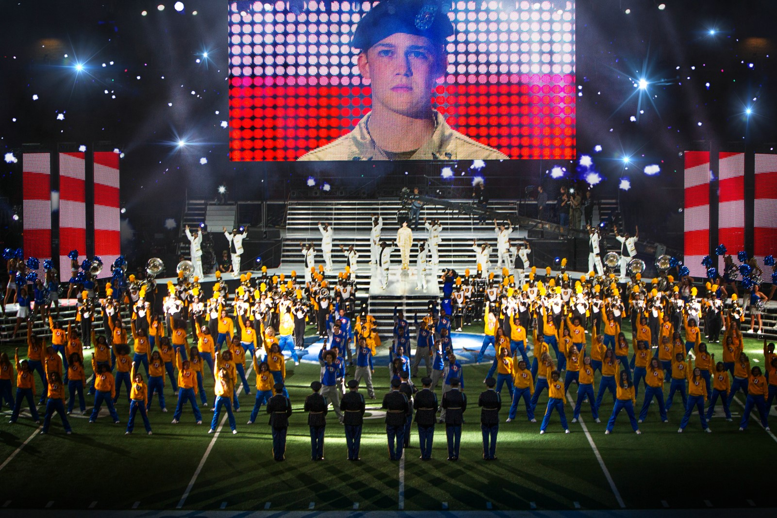 Watch Billy Lynn's Long Halftime Walk Online Free Full Movie