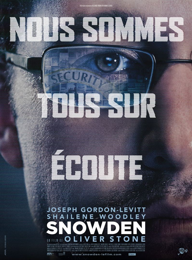 Snowden FRENCH 720p BluRay 2016
