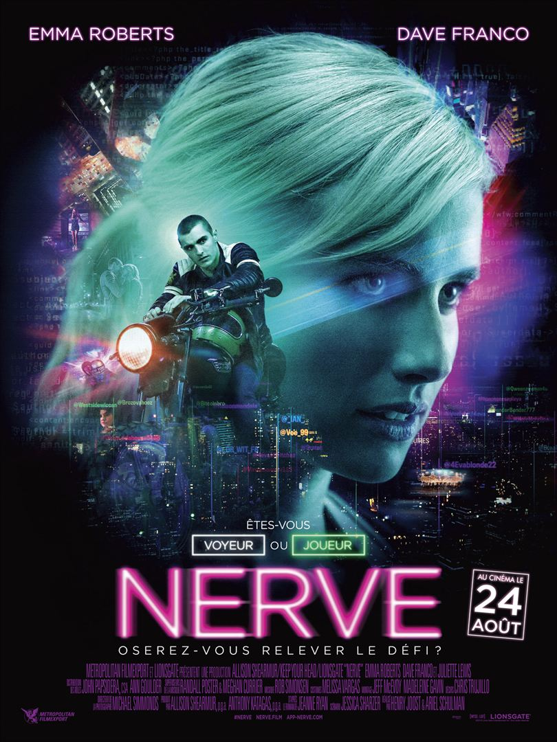 Nerve FRENCH WEBRIP 2016