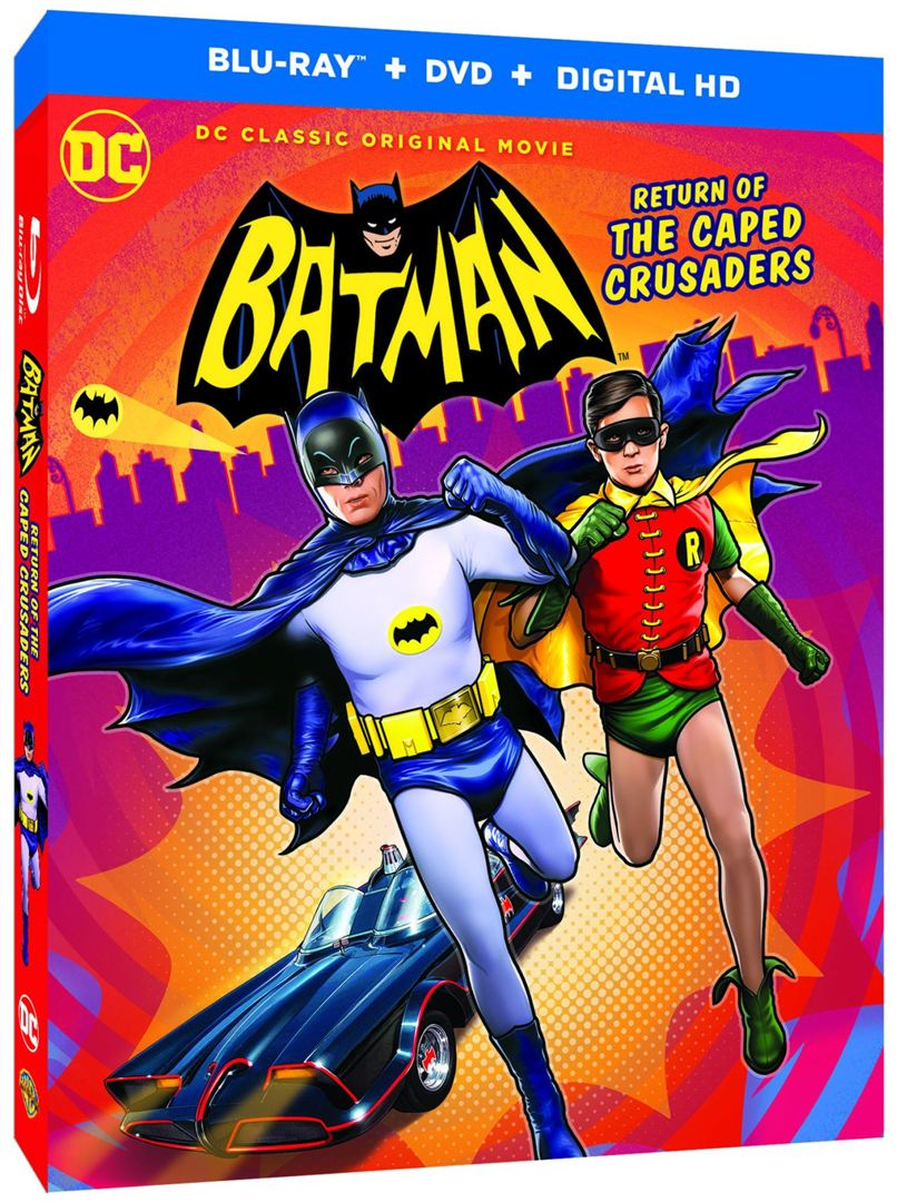 Batman : Return of the Caped Crusaders FRENCH BDRIP 2016
