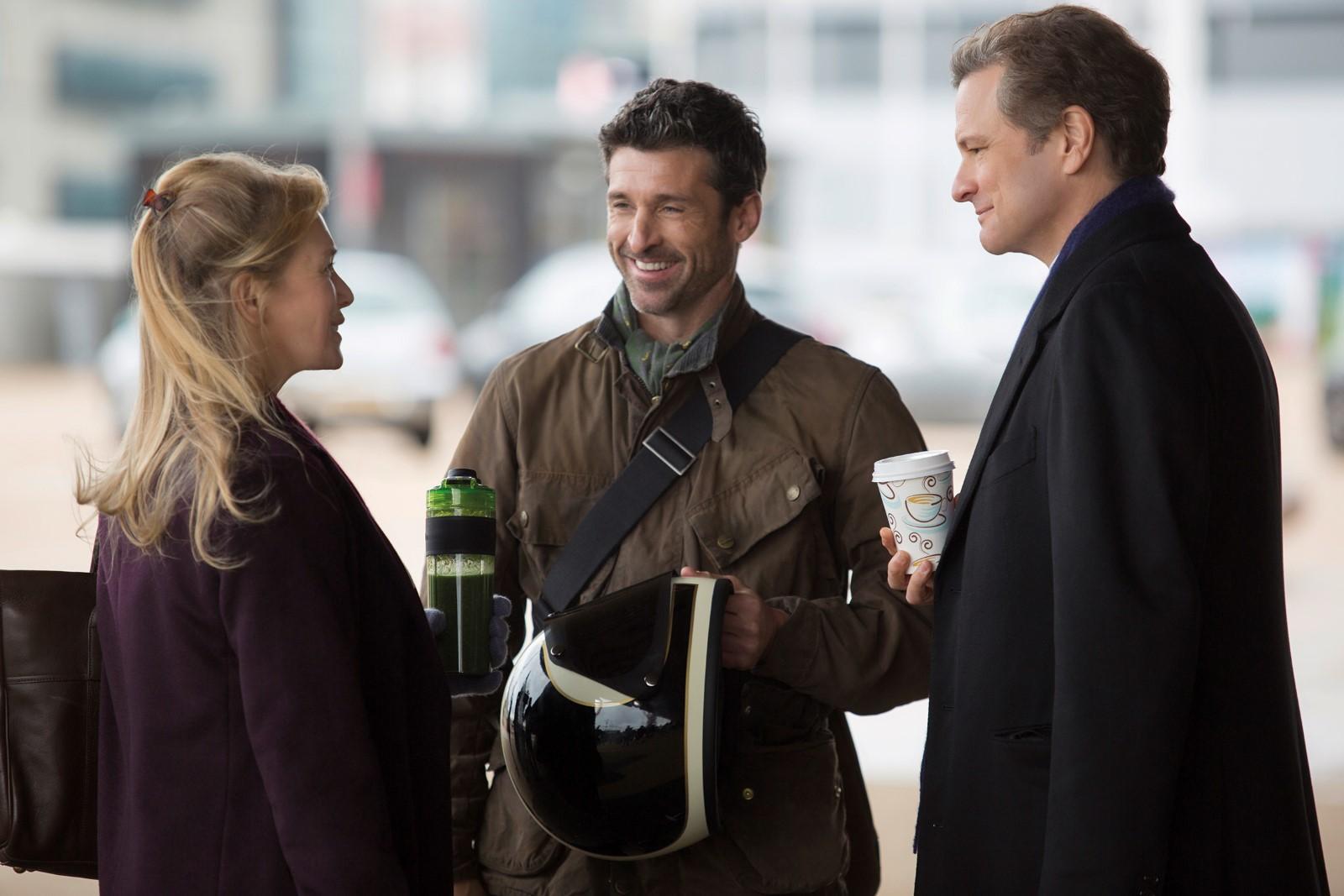 Bridget Jones Baby - Renée Zellweger, Patrick Dempsey, Colin Firth