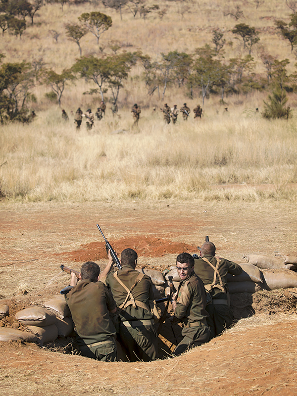 The Siege Of Jadotville en streaming