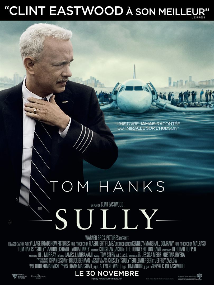 Sully FRENCH 720p BluRay 2016