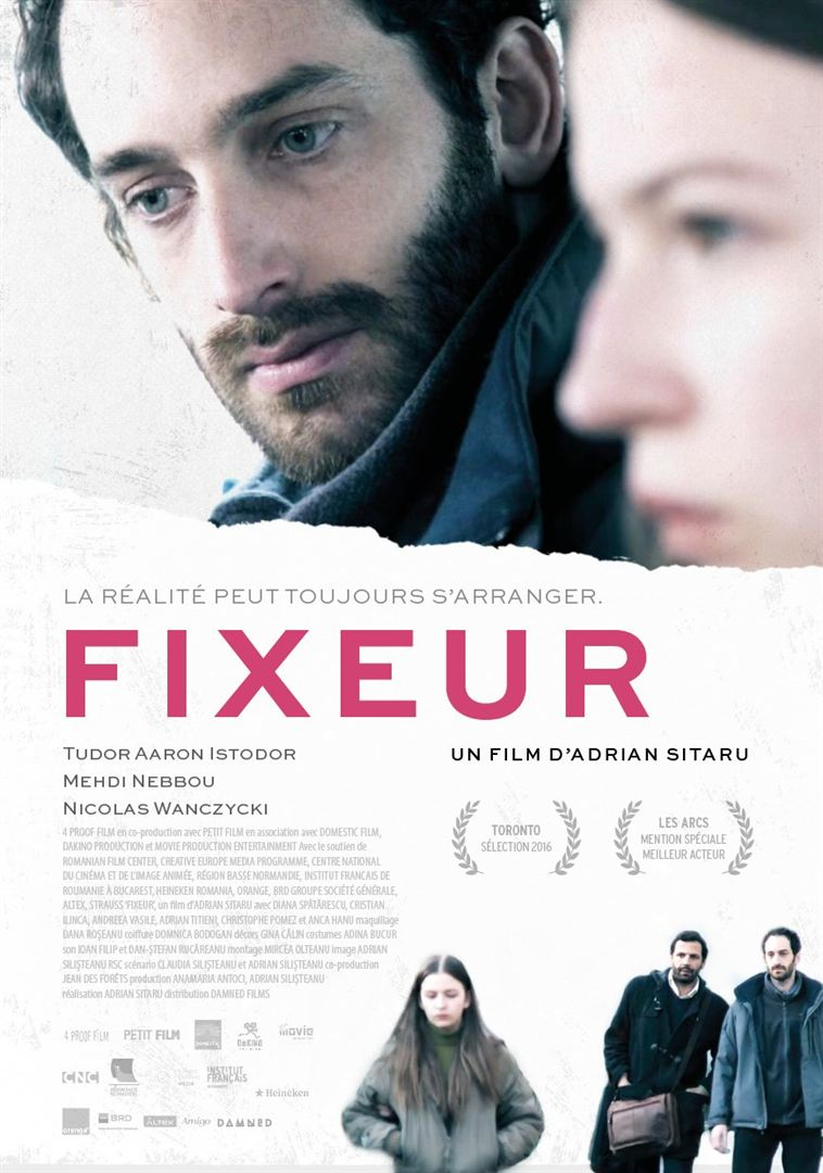 Fixeur FRENCH DVDRiP 2017
