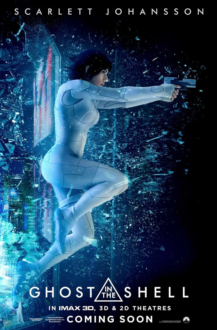 Ghost In The Shell en streaming