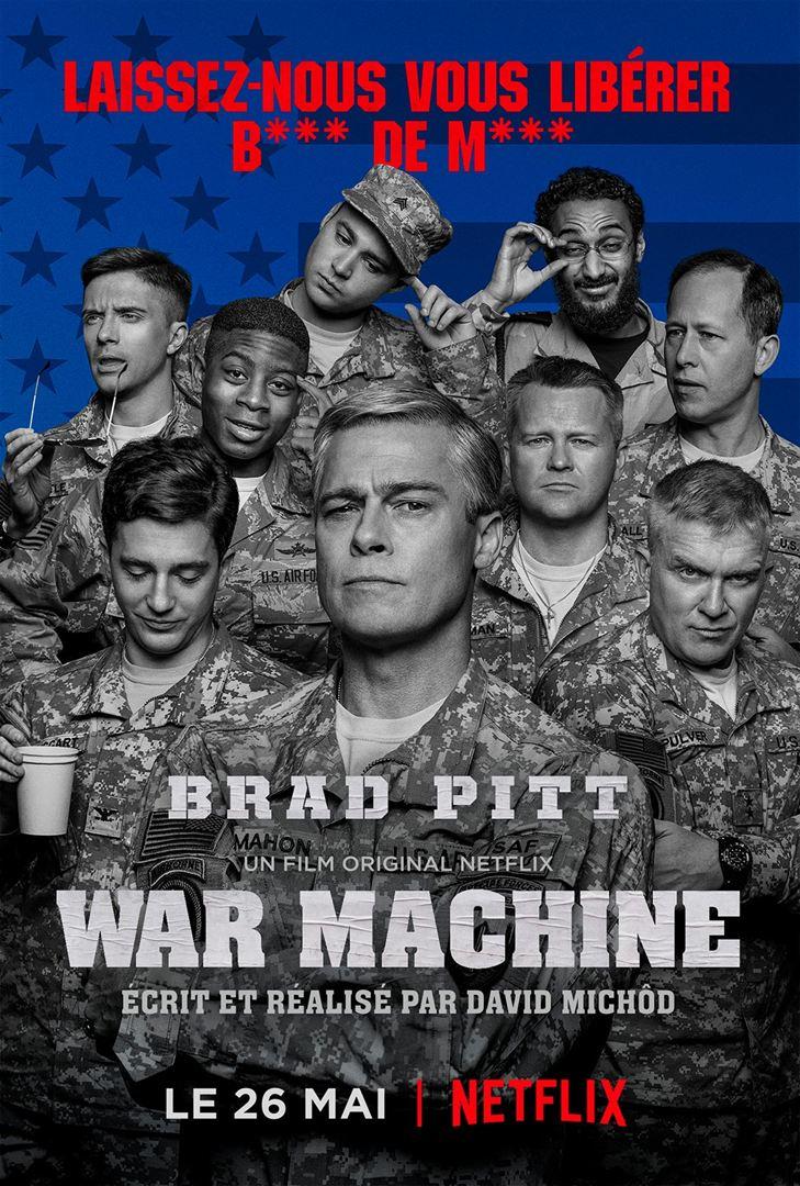 War Machine en streaming