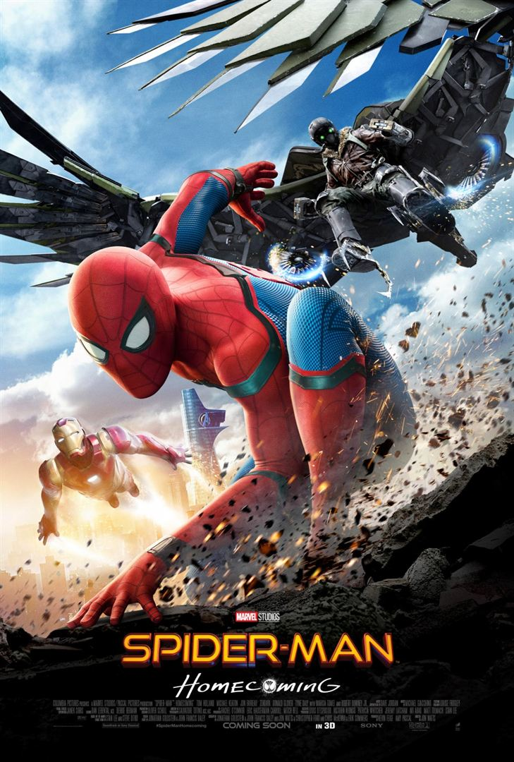 Spider-Man: Homecoming en streaming