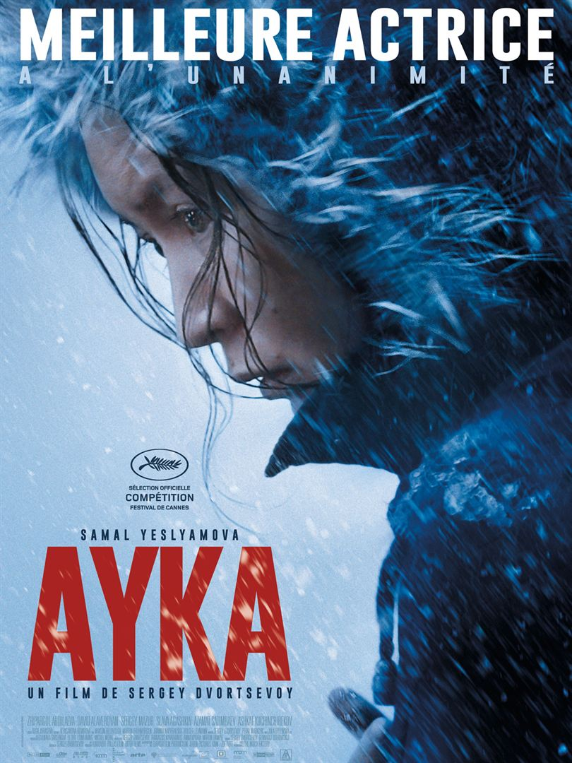 Ayka affiche