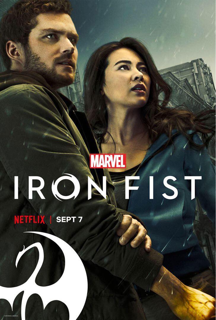[Séries TV] Marvel's Iron Fist, Saisons 1 & 2 2086503