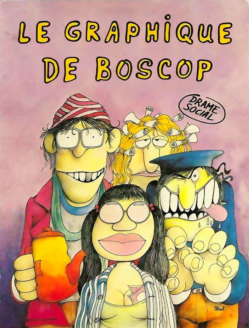 Le Graphique de Boscop © Tamasa Distribution
