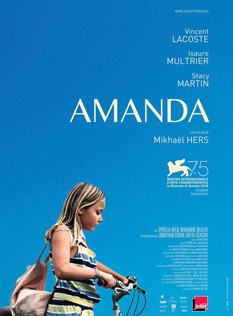 Amanda affiche