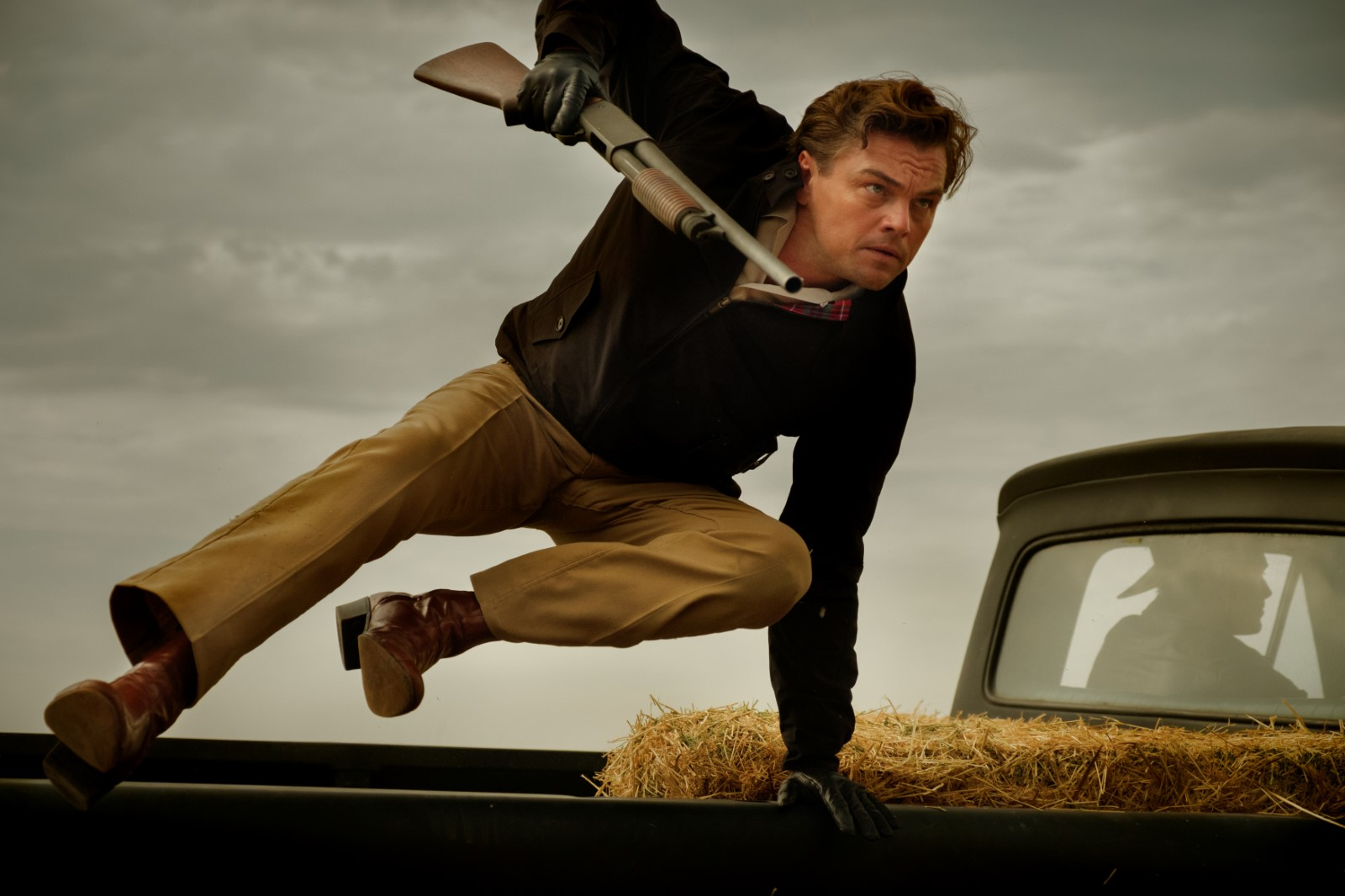 Leonardo DiCaprio dans Once upon a time in Hollywood