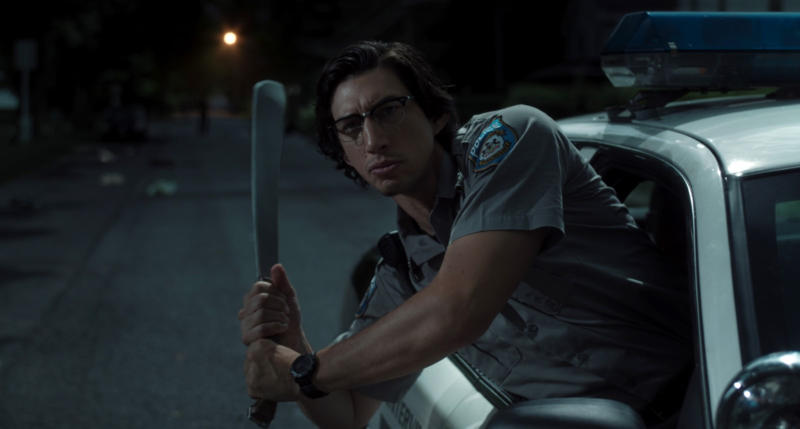 Adam Driver dans The dead don't die