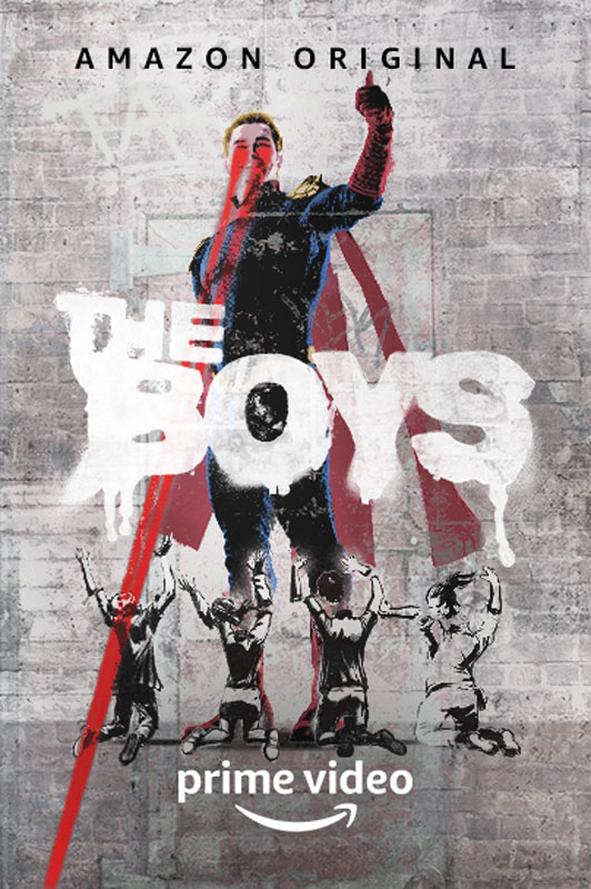 [Séries TV] The Boys, Saisons 1 & 2 3329272