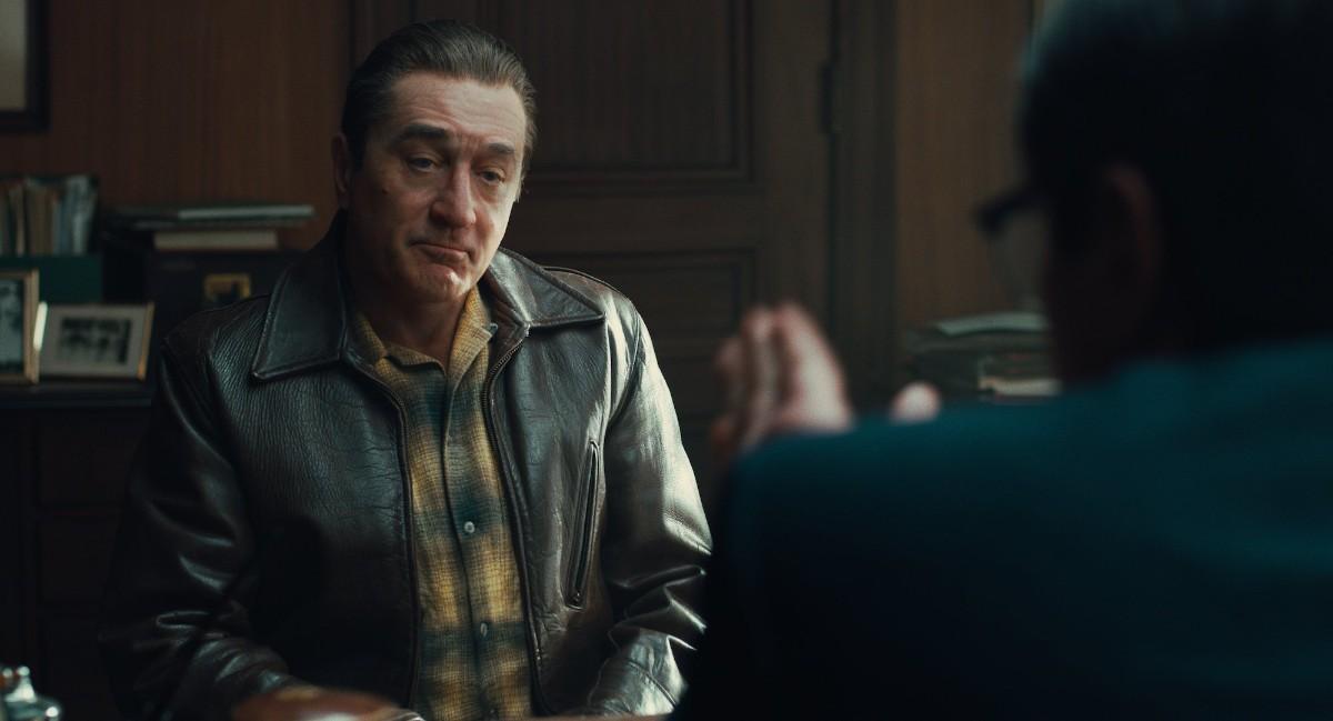 Robert De Niro deaging