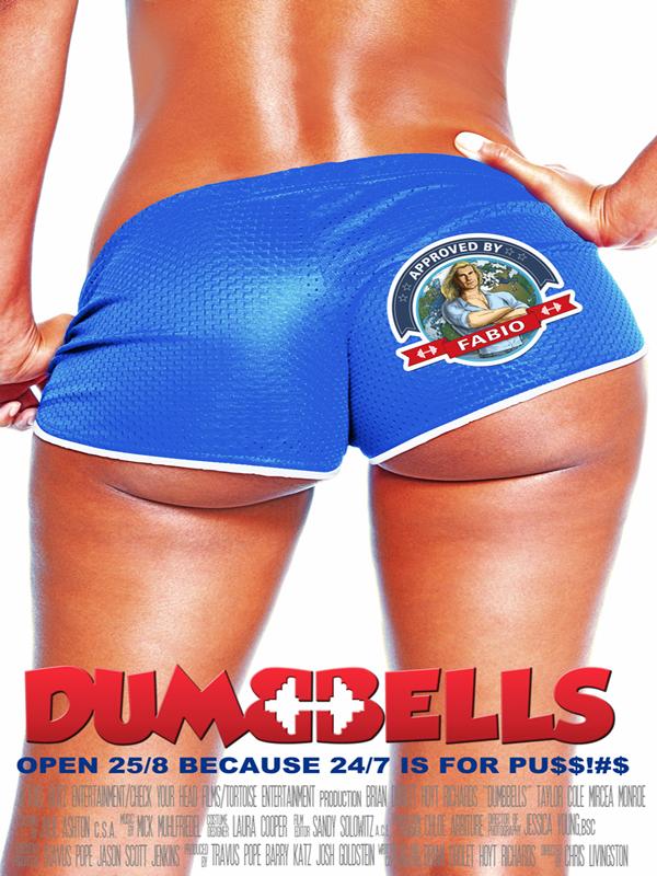 Dumbbells affiche