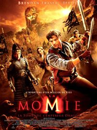 film La Momie 3 : la Tombe de l'Empereur Dragon en streaming