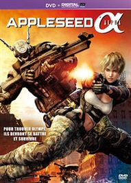 film Appleseed Alpha en streaming
